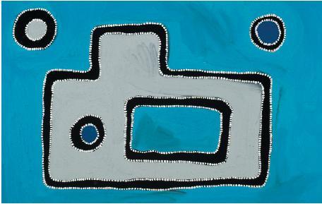 Aboriginal kunst geschiedenis