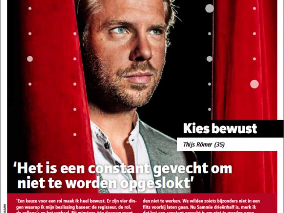 Kies Bewust Thijs Romer foto