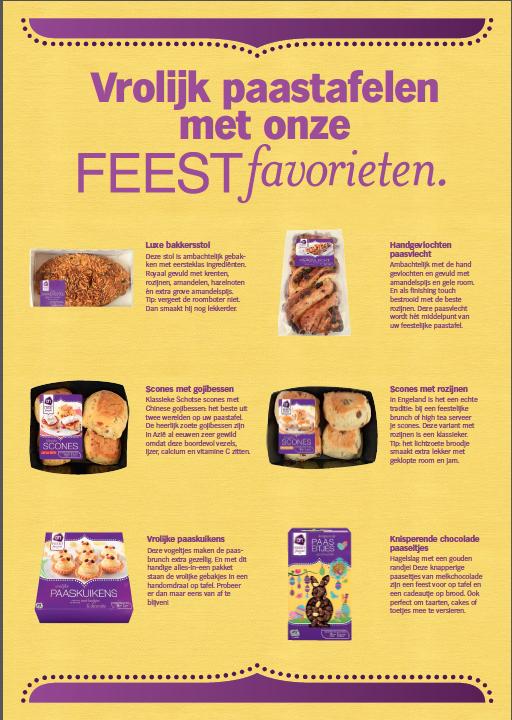 Freelance_tekstschrijver_flyer_Albert Heijn
